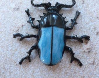 Blue Beetle Magnet