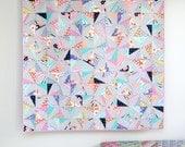 Confetti Quilt PDF Quilt pattern - Immediate Download