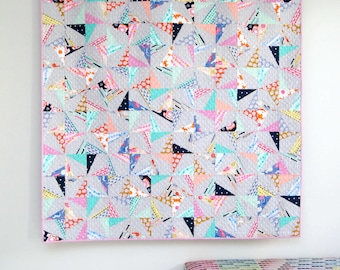 Confetti Quilt PDF Quilt pattern - Immediate Download