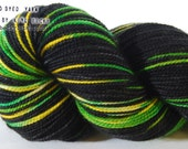 Adore - Pixel Yarn - Desire of the Endless - Limited Edition Sock Yarn - 2 Ply SW Merino