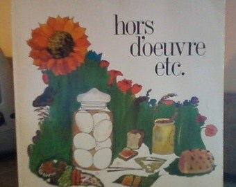 hors d'oeuvres etc  1973