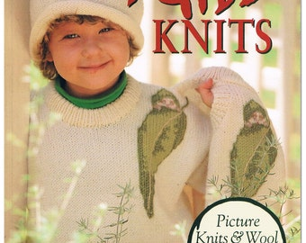 May Gibbs Picture Knits & Wool Embroidery