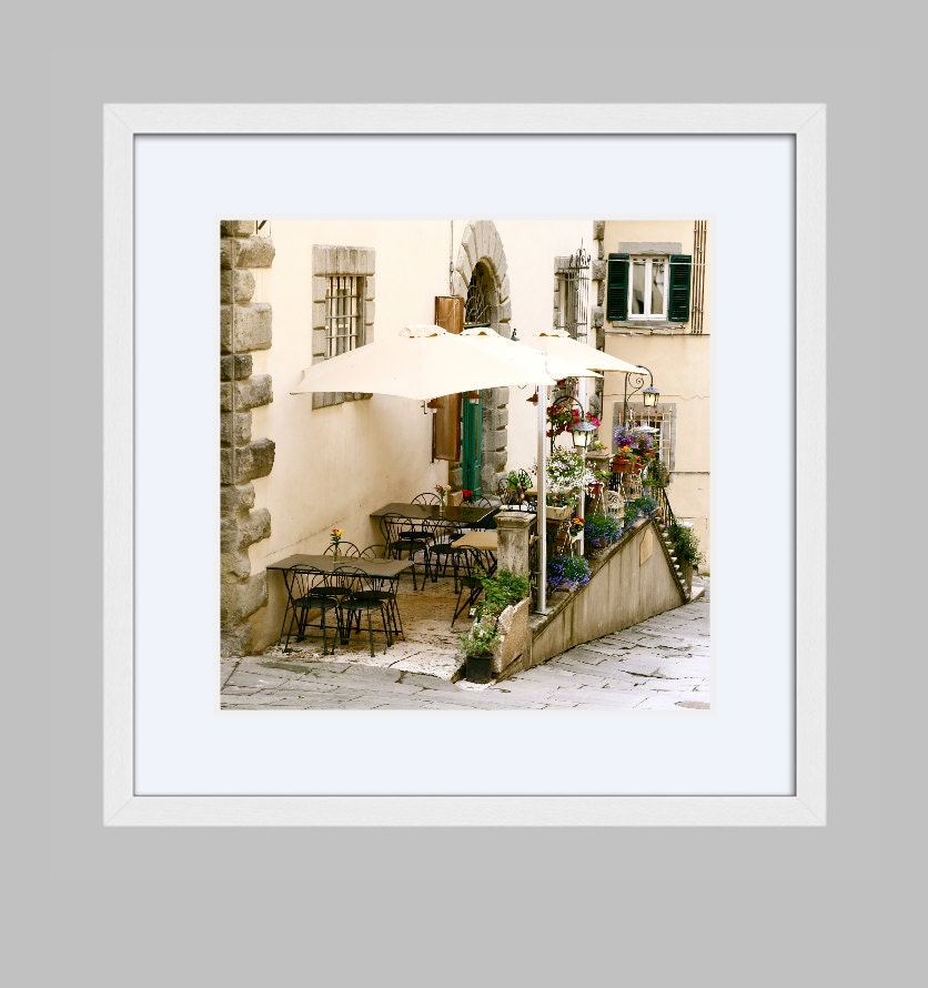 Framed Tuscany Wall Art Ready To Hang Photography