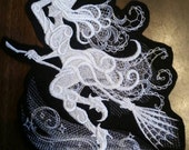 Witch Patch,Wiccan Patch,embroidered patch