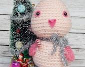 Christmas Amigurumi Doll Merry Mr. Birdy