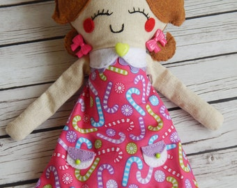 Softie Rag Doll Candy