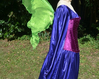 Size increase from Pixie to Tinkerbell Add-on - Reserved