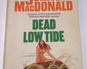 Dead Low Tide by John D. MacDonald, paperback