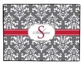 Personalized Doormat //  Monogram Welcome Mat // Indoor Outdoor Rug //  Custom Door mat //  Gift for the Couple //  Hostess Gift