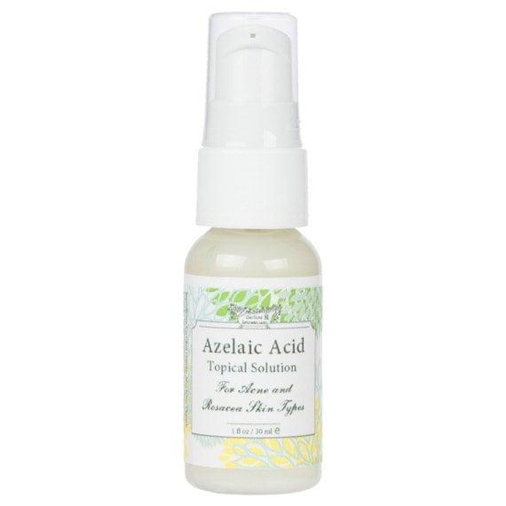 Azelaic acid (Finacea, Azelex) Side Effects, Uses, and Dosage