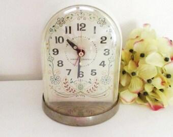 Vintage General Electric Clock | Alarm Clock | Bedside Clock | Kitchen Clock | Lighted Dial