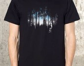 An Urban Forest - Men's Screen Printed T-Shirt - All Sizes Available