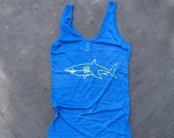Shark Week Tank Top Sale, Shark Tank Top, Size S,M,L,XL