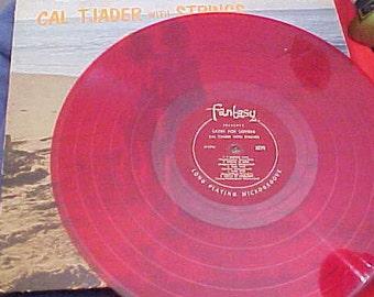 Cal Tjader Latin for Lovers Fantasy 3279 vintage vinyl jazz record 60s  MN-