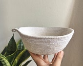 medium rope bowl //