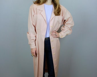 Peachy Trench