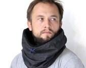 Mens scarf, winter scarf, wool scarf men, Snock®, mens winter scarf, scarf man,