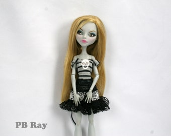 Monster High Fashion One Piece with Cover Up