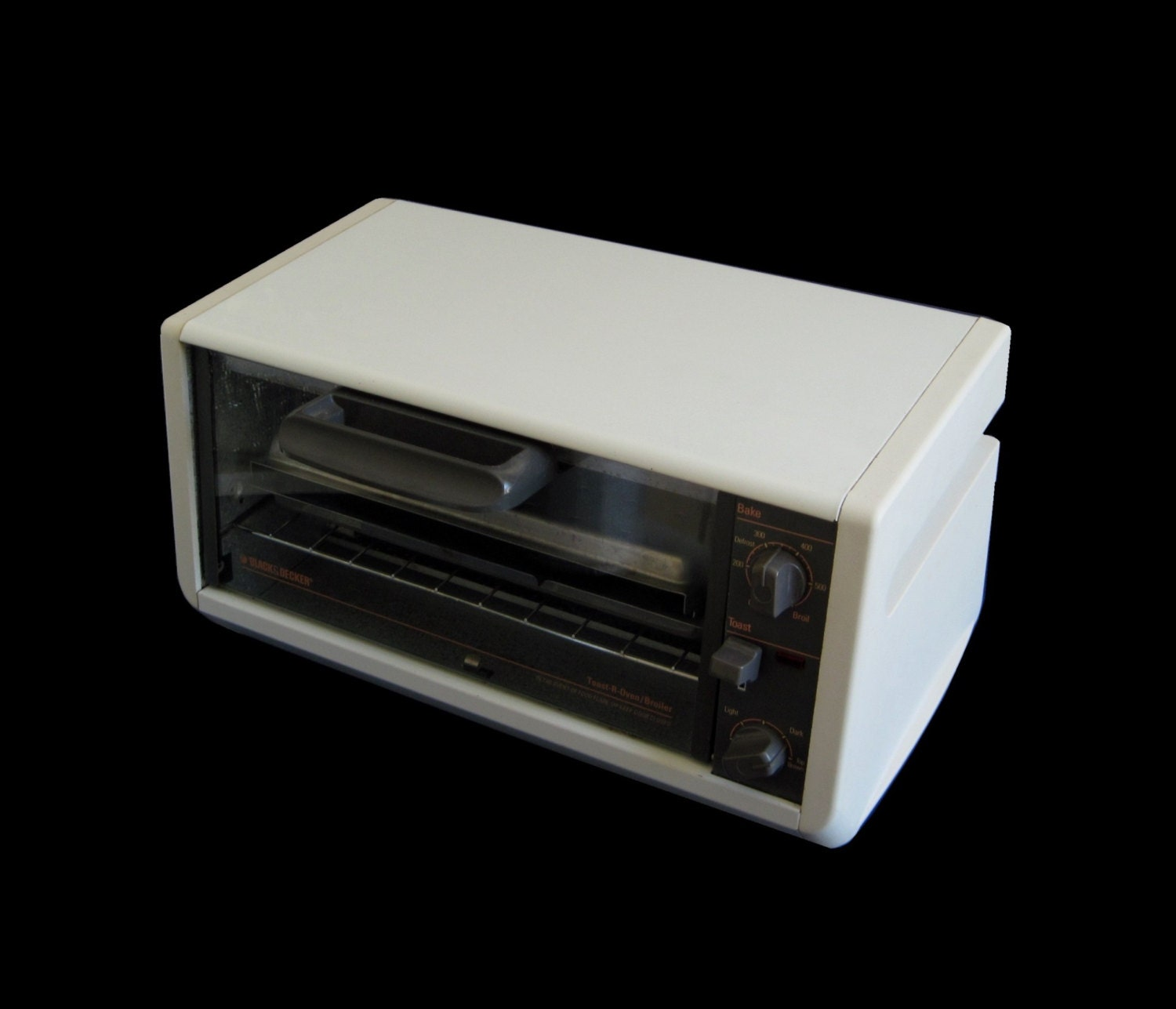 Under Counter Microwave For Easier Works: Black & Decker Spacemaker Toaster Oven TRO410 TY2 Under