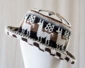 alpaca bucket hat - M