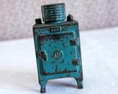 GE Refrigerator Cast Iron Still Bank