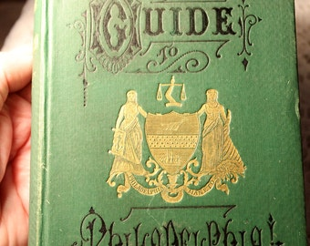 Official Guide to Philadelphia 1875