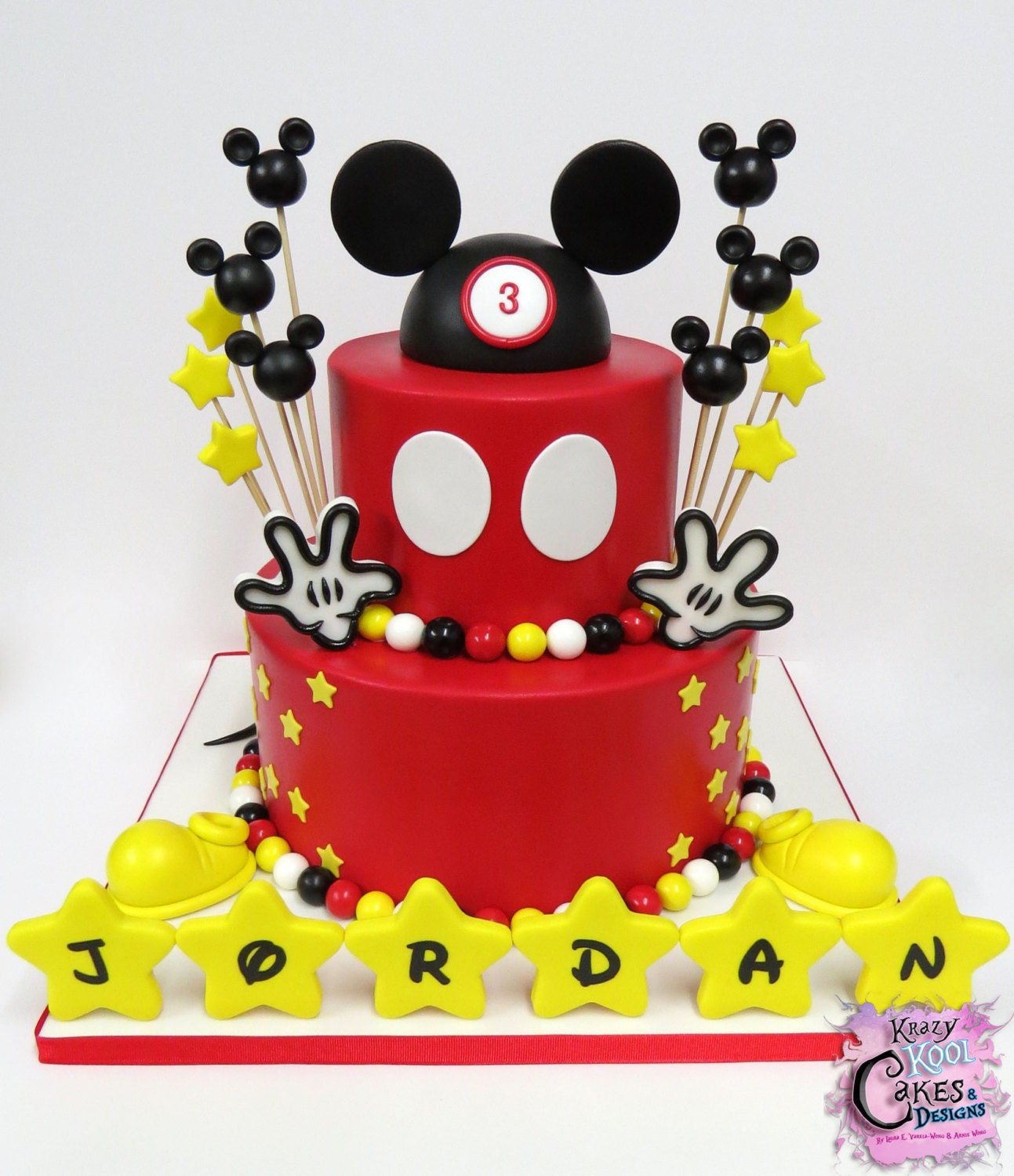 Mickey Mouse Birthday Cake Decorations: Everything You Need To