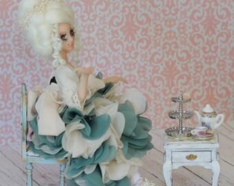 ooak fairy art doll custom portrait doll