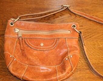 Fossil Leather Purse,vintage leather purse,leather shoulder bag,leather purse,leather bag,leather handbag,leather bags women,womens purse