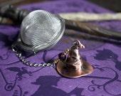 Sorting Hat Beaded Mesh Tea Ball Infuser