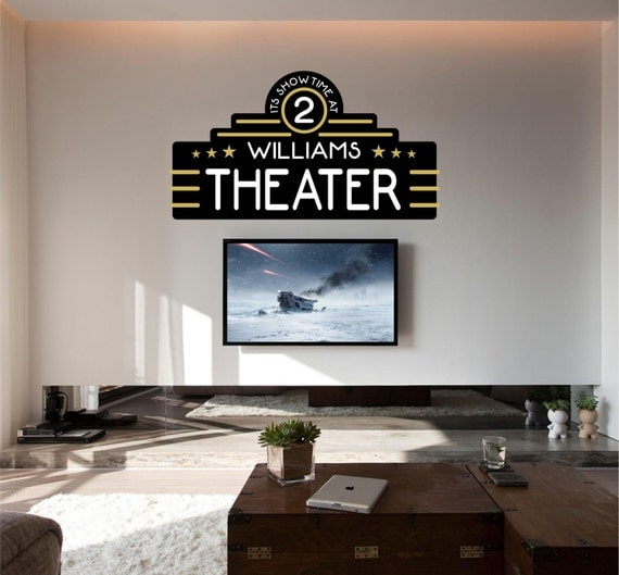 Home Theater Decor Pictures: Home Theater Decor Home Theater Movie Theater Decor Home