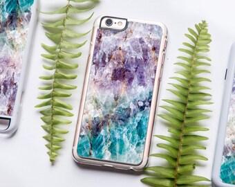 Quartz iPhone 6 Case Crystal iPhone 6s Case Crystal Pastel Quartz iPhone Case Quartz iPhone 6 Plus Case Modern iPhone 5 4 iPhone 6 Plus Case