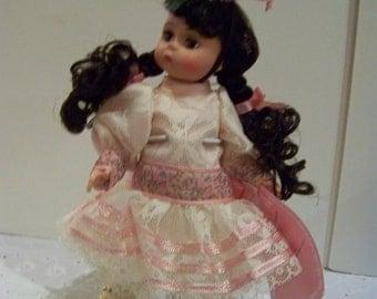 Wendy 1893 Madame Alexander 8 inch doll