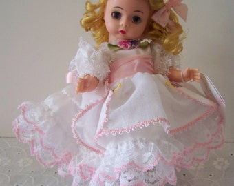 Ring around the Rosey Madame Alexander 8 inch doll