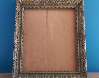 19th Century French Gesso Gilt Frame