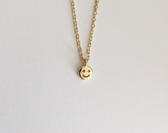 Smile Necklace (Fine Edition)