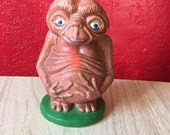 E.T. The Extra Terrestrial Vintage Bank