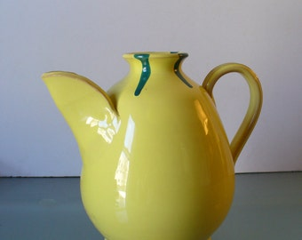 Vintage Tadinate Italian Pitcher Made in Italy