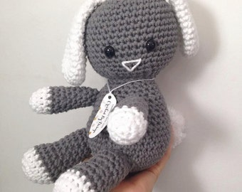 Handmade Bunny Friends-Made to Order