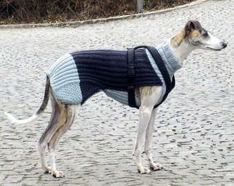 Magyar Agar Sweater / Custom Sighthound Jumper