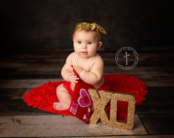 Gold Top Knot Knit Headband, Adjustable, Newborn to adult, photography prop, everyday wear