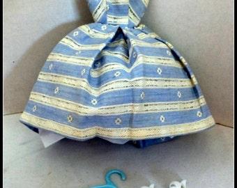 Vintage Barbie Suburban Shopper Dress