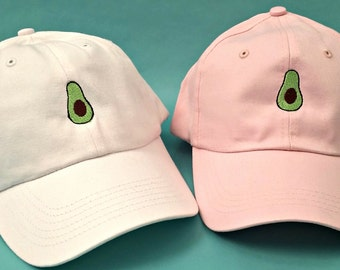 Avocado Baseball Hat