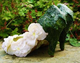 Flower Fairy shoes/bridal/pixie