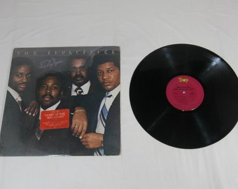 The Stylistics Hurry Up This Way Again Vinyl Record LP Album JZ 36470