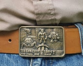 Hell on a Belt Buckle