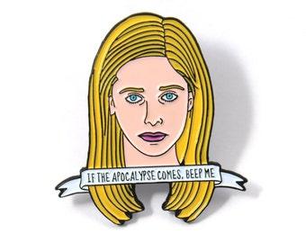 Buffy The Vampire Slayer Soft Enamel Pin