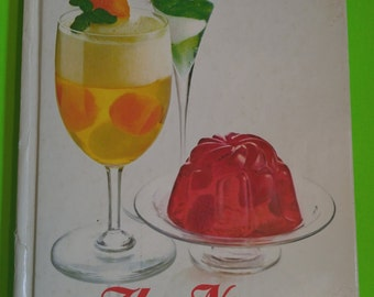 Vintage 1975 The New Joys of Jello Cookbook, 3rd Edition