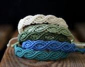 Macrame Bracelets in Many...