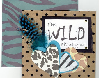 Wild About You (Single Card)
